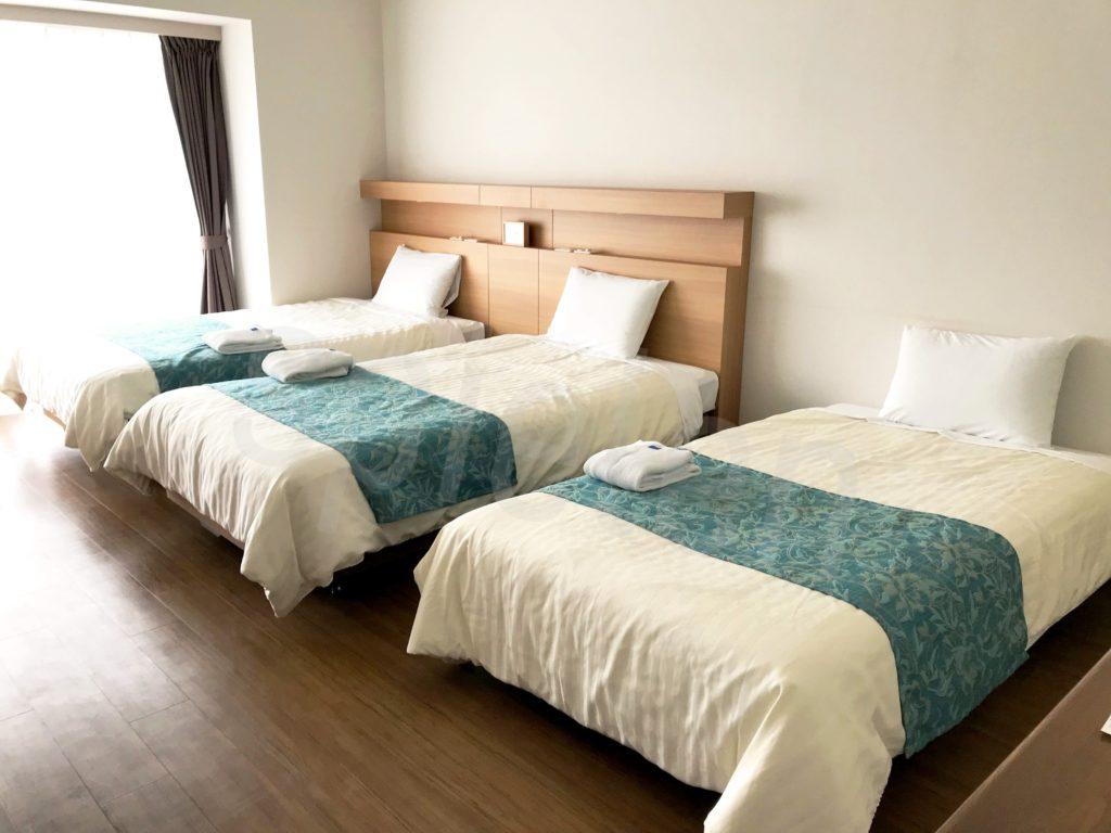 ウェルネスヴィラ ブリッサの寝室