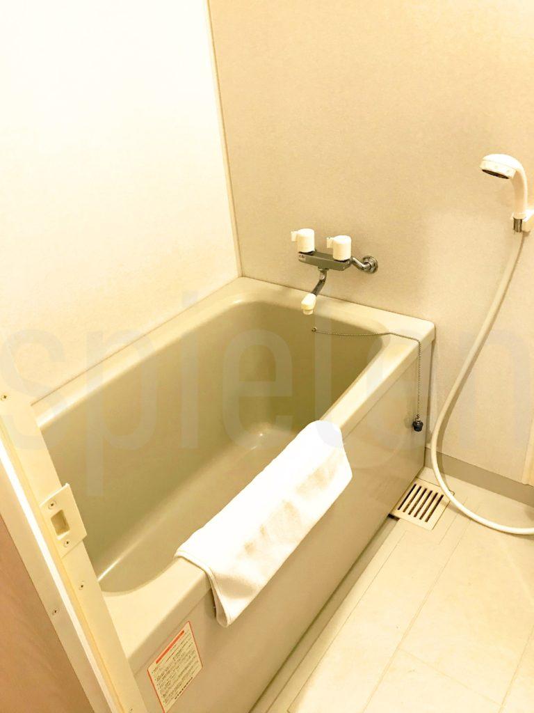 ウェルネスヴィラ ブリッサの室内バスルーム