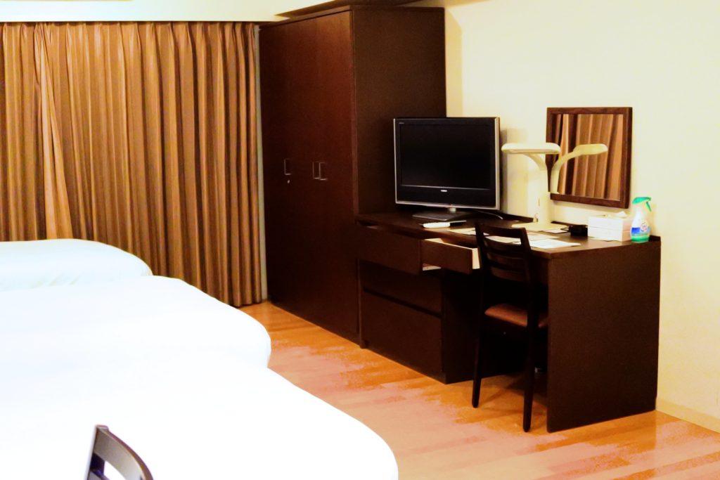 新横浜フジビューホテルの部屋