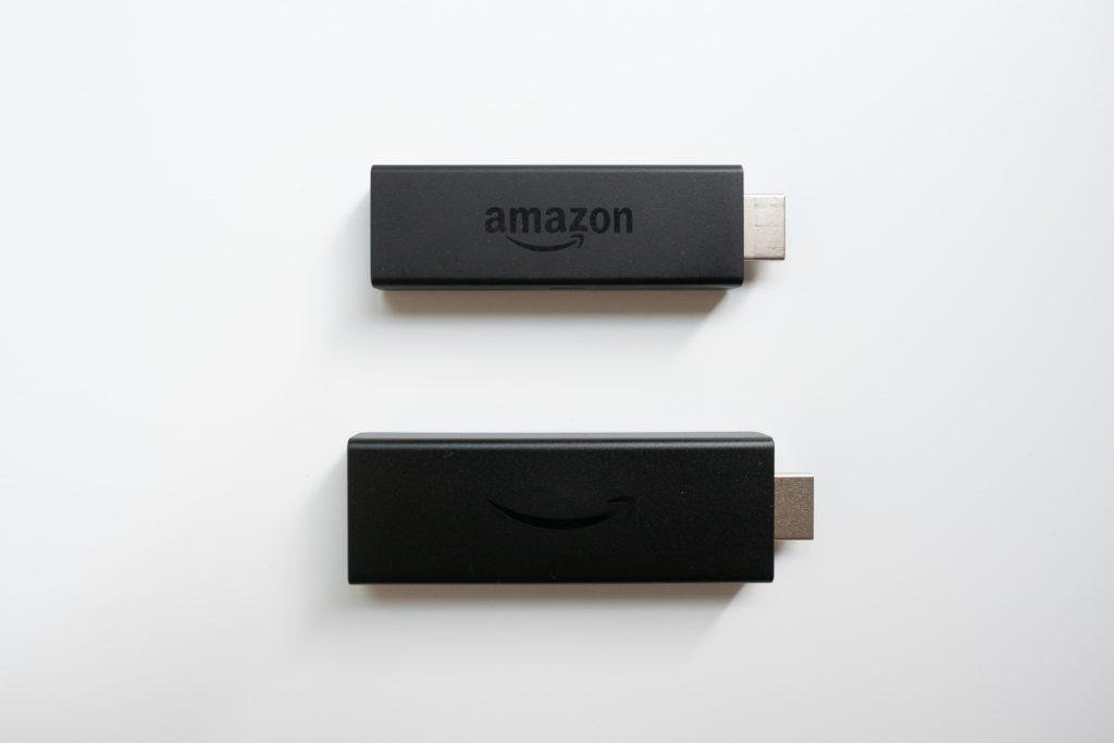 Amazon Fire TV Stick第3世代と第1世代の比較