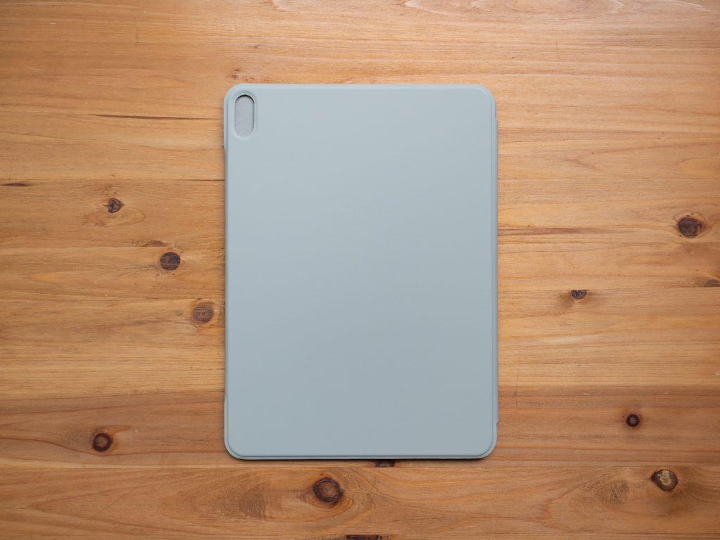 ESR iPad Air 4 ケースの裏面