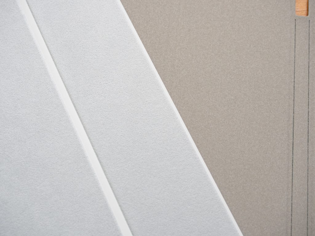 ESR iPad Air 4 ケースとSmart Folioの内側