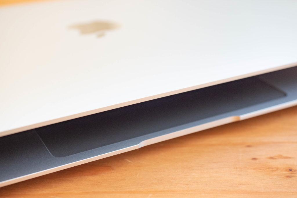 MacBookの起動が早い