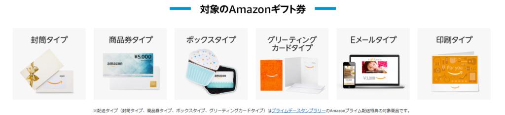 Amazonギフト券500円クーポン