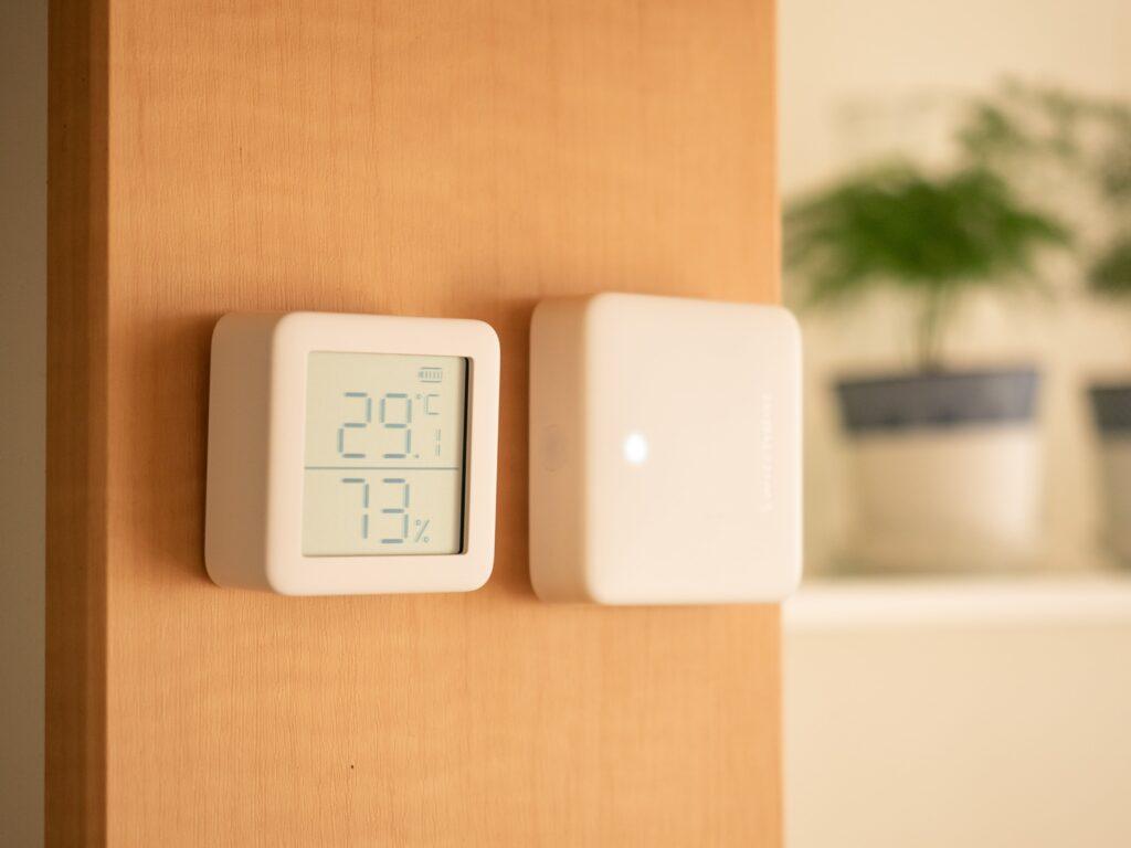 SwitchBot温湿度計