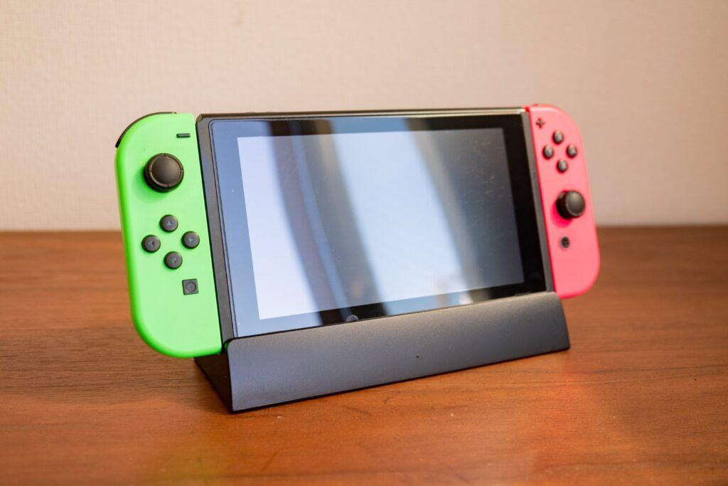 Nintendo Switchの1/3サイズのドック