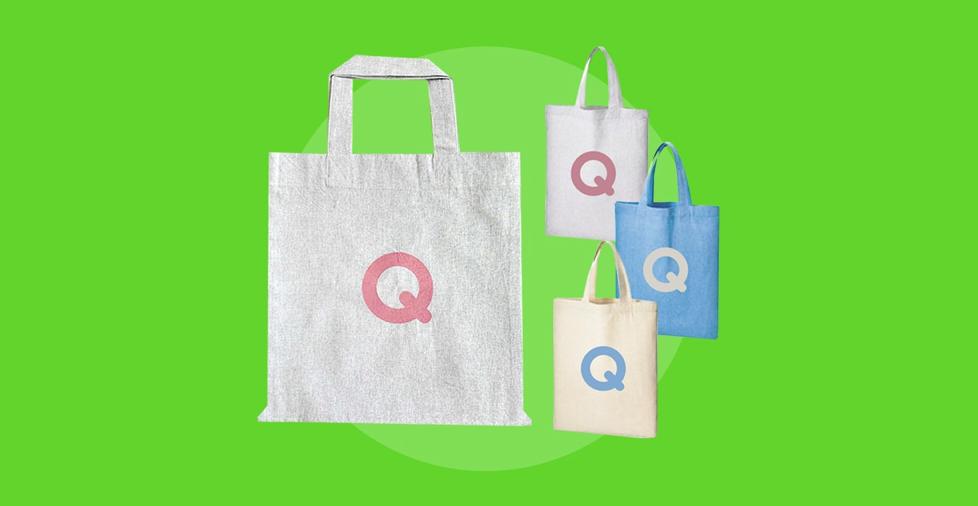 Qoo10オリジナルトートバッグ0円配布!